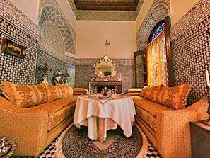 Riad Damia Fes · Moroccan DecorDining Room ...