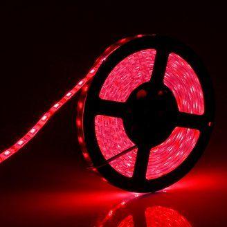 Red Led Light Strip Walmart Com In 2020 Red Led Lights Light Red Color Led Strip Lighting