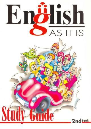 Cover Of English As It Is 2nd Book Study Guide Ingles Individual Raboty