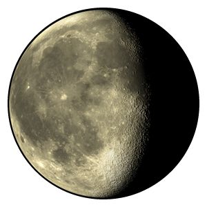 Waning Gibbous Current Moon Phase Moon Phase Calendar Moon