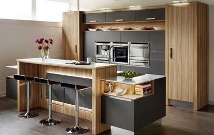 Geometric Kitchen Design Concept Callerton  Renovation Ideas Fair How To Design Kitchen Design Ideas