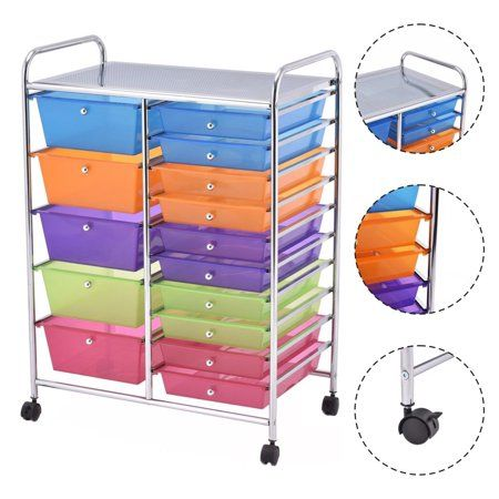 Home With Images Rolling Storage Cart Rolling Storage