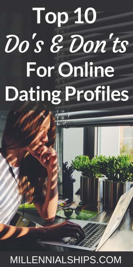 How To Write A Good Online Dating Profile 10 Dos And Don Ts