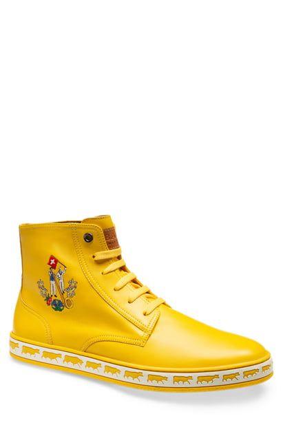 BALLY ALPISTAR SNEAKER. #bally #shoes