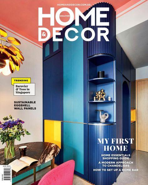 Home & Decor Back Issue June 2021 (Digital)