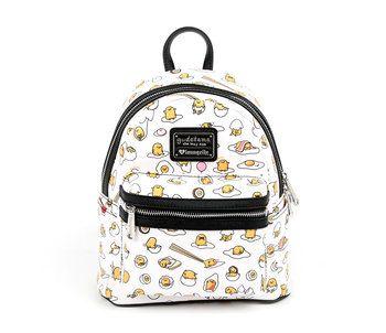 Gudetama Mini Backpack Eggs Many Ways Mini Backpack Backpacks