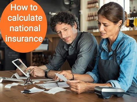 National Insurance Insurance National Insurance Contributions