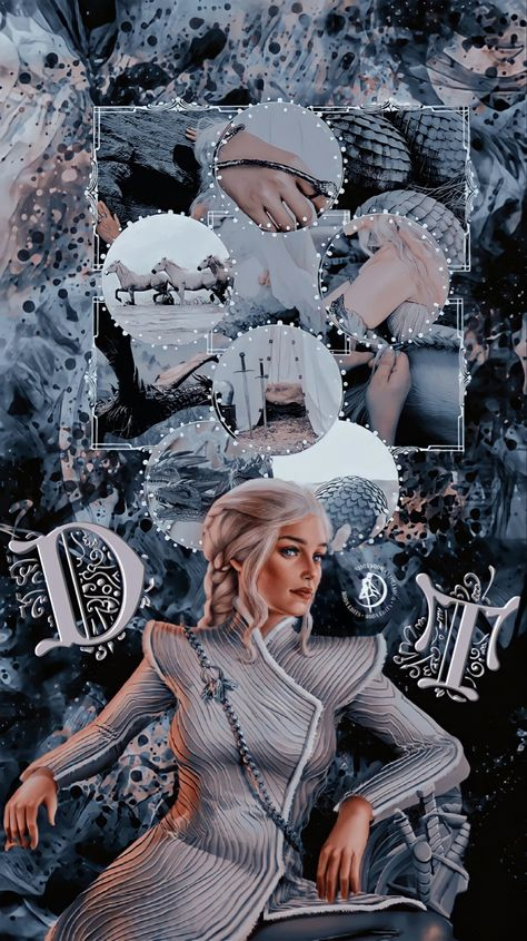 Daenerys Targaryen | Game Of Thrones | Aesthetic