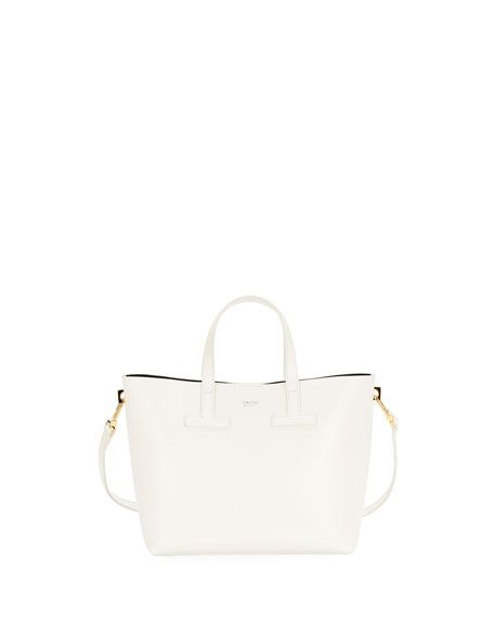 Tom Ford T Tote Mini Saffiano Crossbody Bag Saffiano Bags