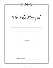 Fill-in-the-Blanks Life Story. Good project, perhaps for