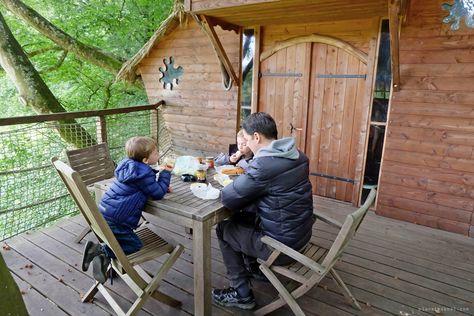 Awesome  Bretagne mit Kindern Au ergew hnlich schlafen vom Baumhaus bis zum Holzfass Planet Hibbel Ein Reiseblog f r Familien Places Pinterest Planets