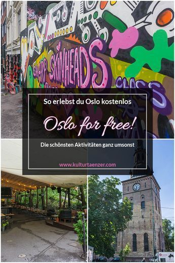Oslo For Free So Erlebst Du Oslo Vollkommen Kostenlos Norwegen Norwegen Oslo Norwegen Reisen Und Skandinavien Urlaub