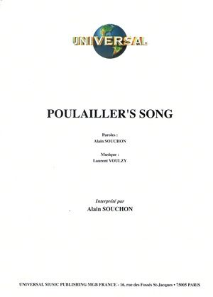 poulailler song tab