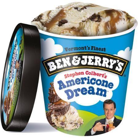 Ben Jerry S Americone Dream Ice Cream 16 Oz Walmart Com