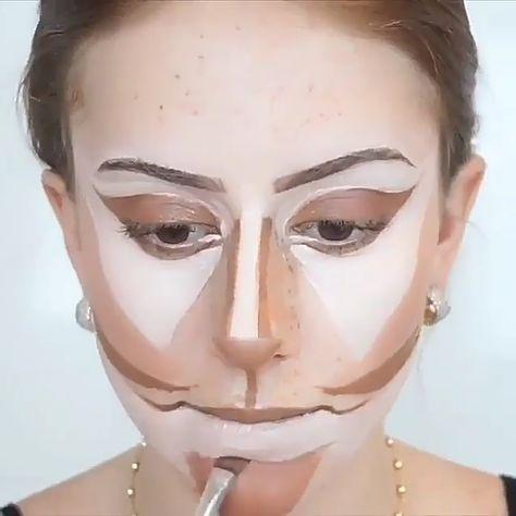 make up idea easy videos