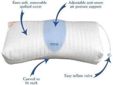 Stop Snoring Pillow: 2017 Anti Snore