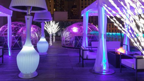 9 winter rooftops and patios in Chicago open for cold-weather drinking and dining - RedEye Chicago