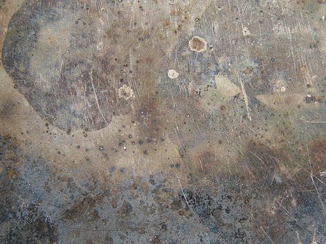 Grunge Metal Plate  All rights reserved © Angelandspot