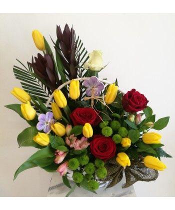 Aranjament Floral Andreea Pentru Onomastica Aranjamente Flori
