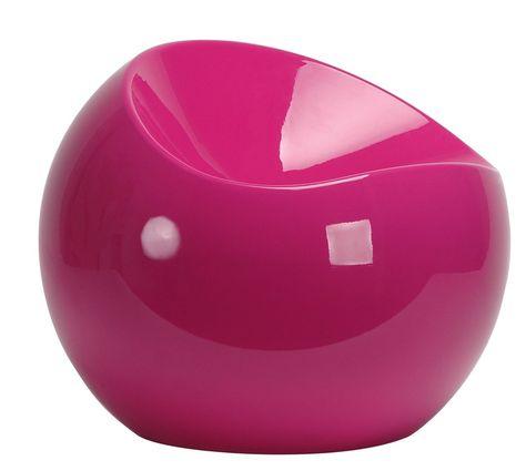 Pouf Ball Chair de XL Boom sur MadeInDesign   Objets et mobilier ...