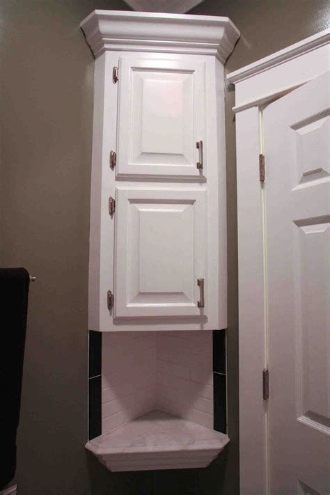 Bathroom Cabinet Ideas In 2020 50 Ideas For Bathroom Storage Bathroom Corner Storage Cabinet Bathroom Corner Storage Bathroom Cabinets Designs
