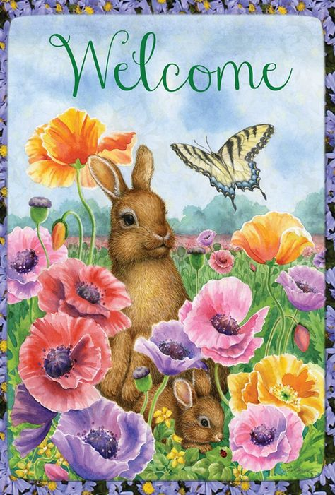 Precious Moments 171494 Honey Bunny Decorative Scrollwork Metal Garden Stake Yard D/écor 28 High Bronze