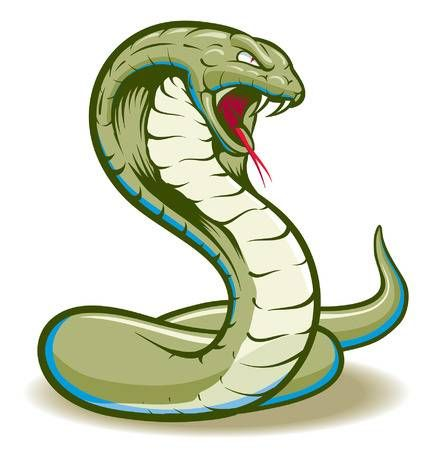 Curled Brown Snake Clipart | Free Images at Clker.com - vector clip art  online, royalty free & public domain