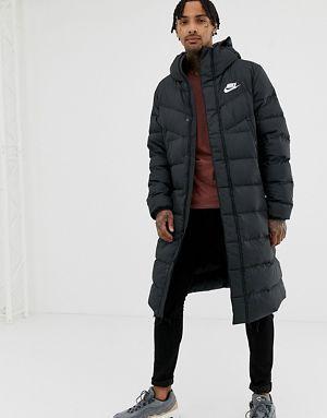nike down parka jacket