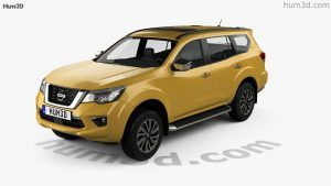 Nissan Terra 2019 Pictures