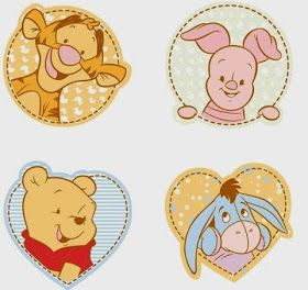 Winnie The Pooh Baby Free Party Printables Cute Winnie The Pooh Winnie The Pooh Drawing Baby Disney Characters