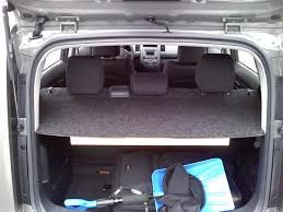 Double Your Trunk Space With This Diy Pop Up Shelf Kia Soul Cargo Cover Kia Soul Accessories