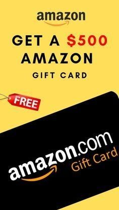 free amazon gift card codes list 2019 free amazon gift card codes list no  human verification fr… in 2020 | Amazon gift card free, Amazon gift cards, Free  amazon products