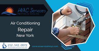 Ac Repair And Maintenance New York Air Conditioner Repair