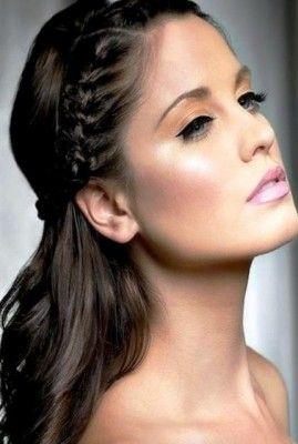 5 Peinados Faciles Y Rapidos Para Fiesta Make Up Pinterest