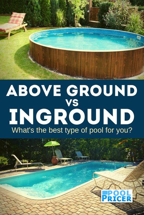 64 Above Ground Pools Ideas