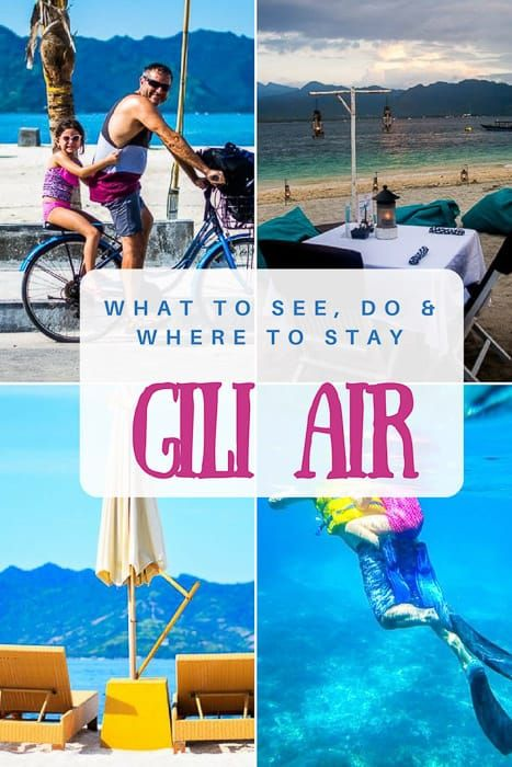 Gili Air accommodation  | Things to do in Gili Air | Getting to Gili Air