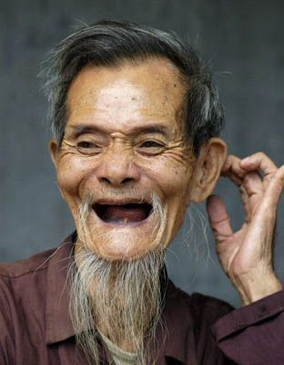 Old Man With No Teeth Smiling : teeth, smiling, Funny, Pictures, People, Teeth, Gallery, Interesting, Faces,, World