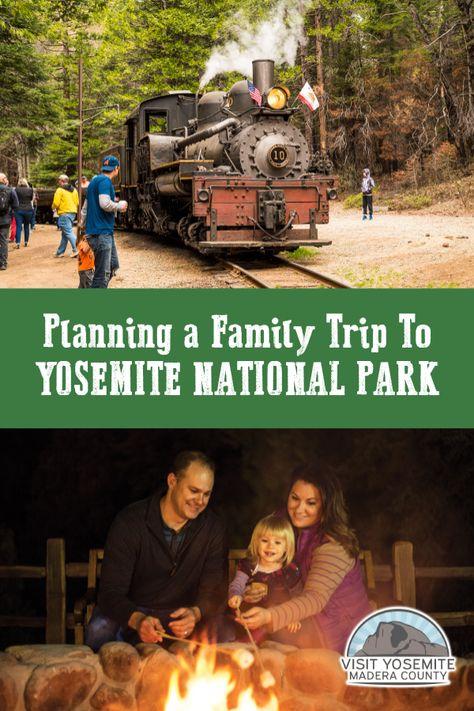 Family Vacation Destinations, Vacation Trips, Dream Vacations, Yosemite Vacation, Northern California Travel, California Vacation, National Parks Usa, Yosemite National Park, Family Road Trips