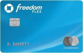 Revealed New Chase Freedom Flex Card One Mile At A Time Rewards Credit Cards Best Credit Cards Top Credit Card