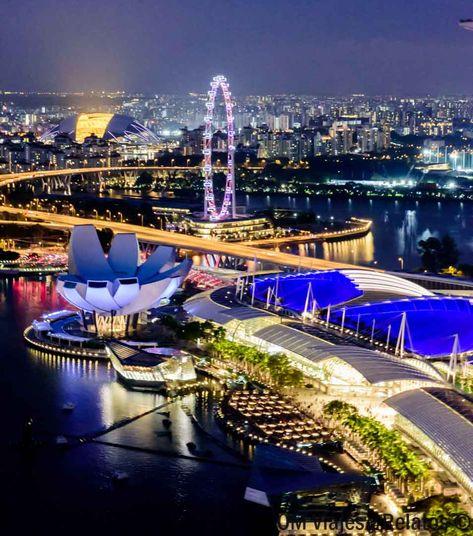 Que ver en Singapur en 2 o 3 días: 25 experiencias de viaje a Singapur