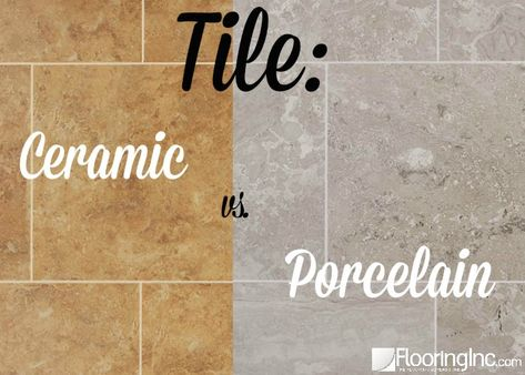 Tile Ceramic Vs Porcelain Porcelain Vs Ceramic Tile Porcelain