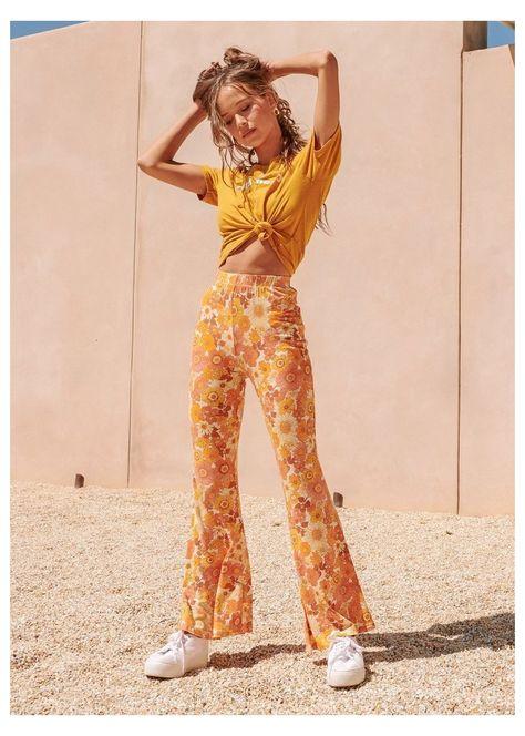yoga fashion boho hippie chic