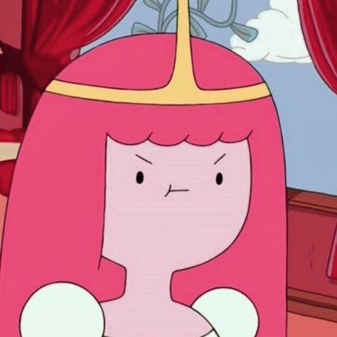 Adventure Time Princesses, Adventure Time Characters, Adventure Time Finn, Disney Princess Facts, Marceline And Princess Bubblegum, Time Icon, Jake The Dogs, Cartoon Profile Pictures, Bubbline