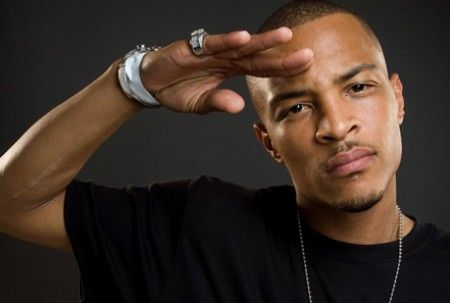 T.I Looks like he sees right through u. n jus has been.thru Alot. like my friend. Just watched Behind The Music on T.I.