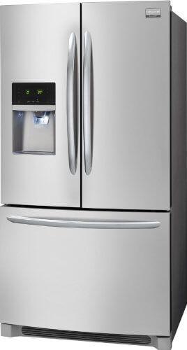 Gallery Series Energy Star Counter Depth French Door Refrigerator