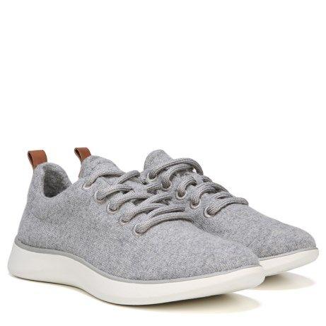 Freestep Sneaker Light Grey Wool