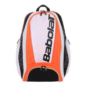 Pure Tennis Backpack White And Red Tennis Bags Tennis Backpack Tennis Bag