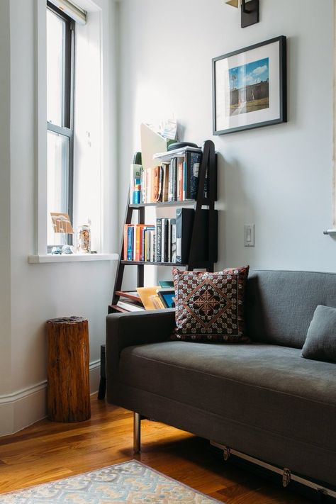 Allison & Ben's Scenic & Textured Brooklyn Home | Home, Home