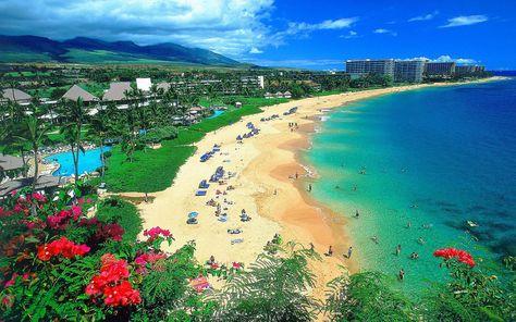 Kaanapali Beach Resort Maui Hawaii Travel Guide Maui