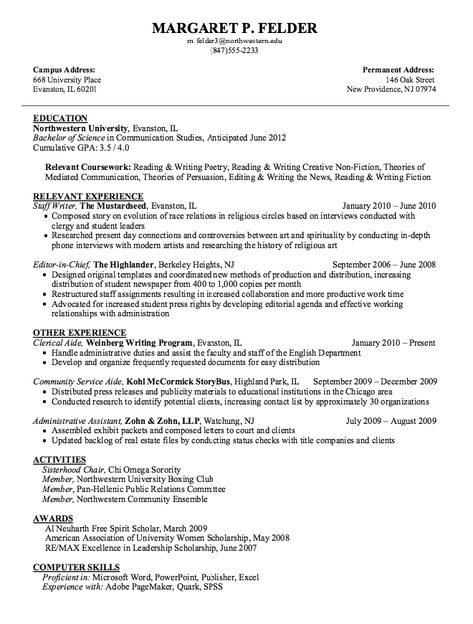 sample resume for ojt hrm student httpresumesdesign - Resume Letter Sample For Ojt
